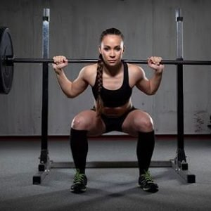 powerlifting donna