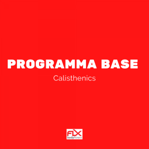 programma base Calisthenics