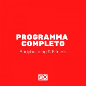programma completo bodybuilding