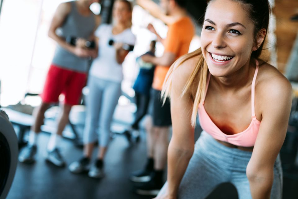 benefici aerobica lamezia terme
